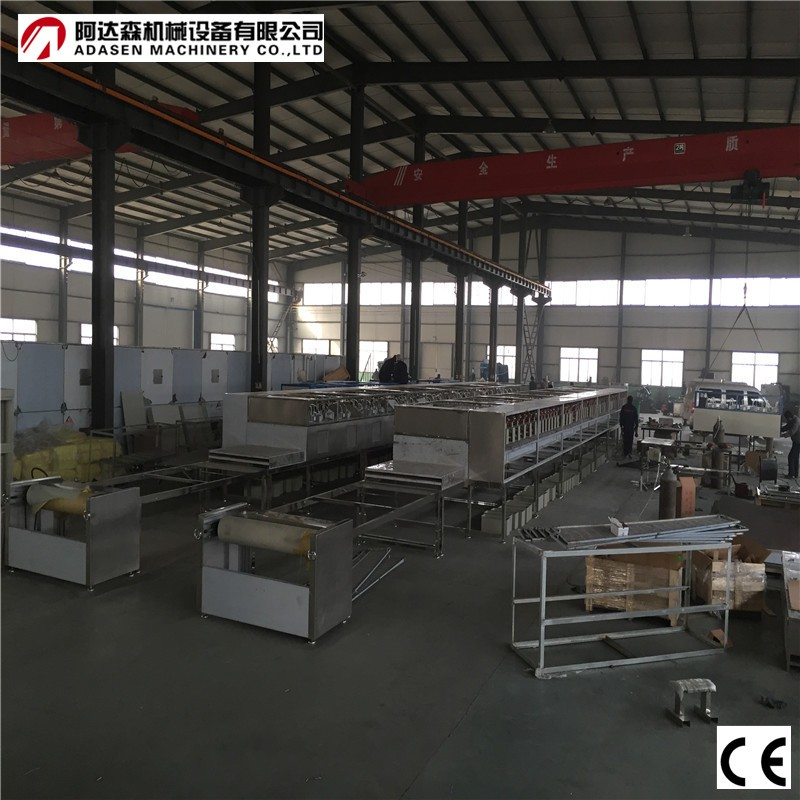 Hot Sale Automatic Continuous Peanut Roasting Machine With CE
