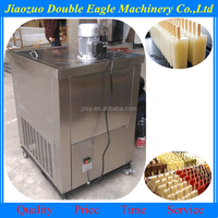 pop ice lolly popsicle making machine / small ice lolly maker