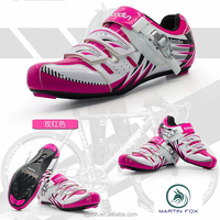 New Cycling shoes road cycling sports cycling shoes moutain bike mtb shoes pink