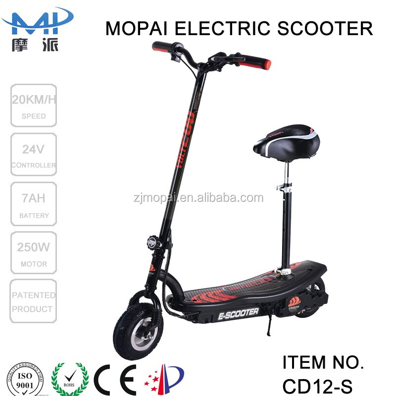 popular city 2 wheels electric scooter made in china