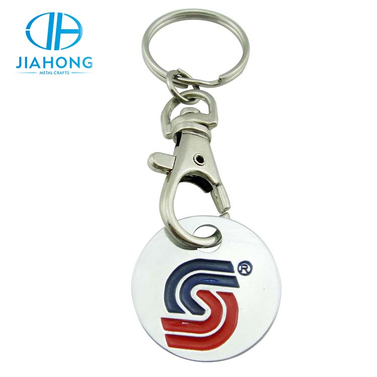 Promotion beautiful gift keyring for men