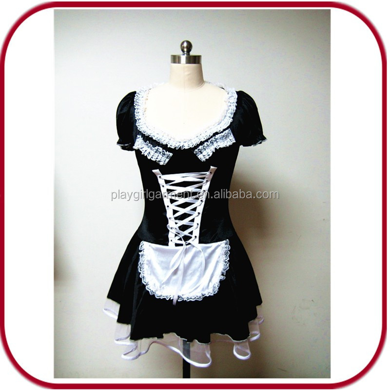 Masquerade fever japanese maid costume for japan girls PGFC-2512