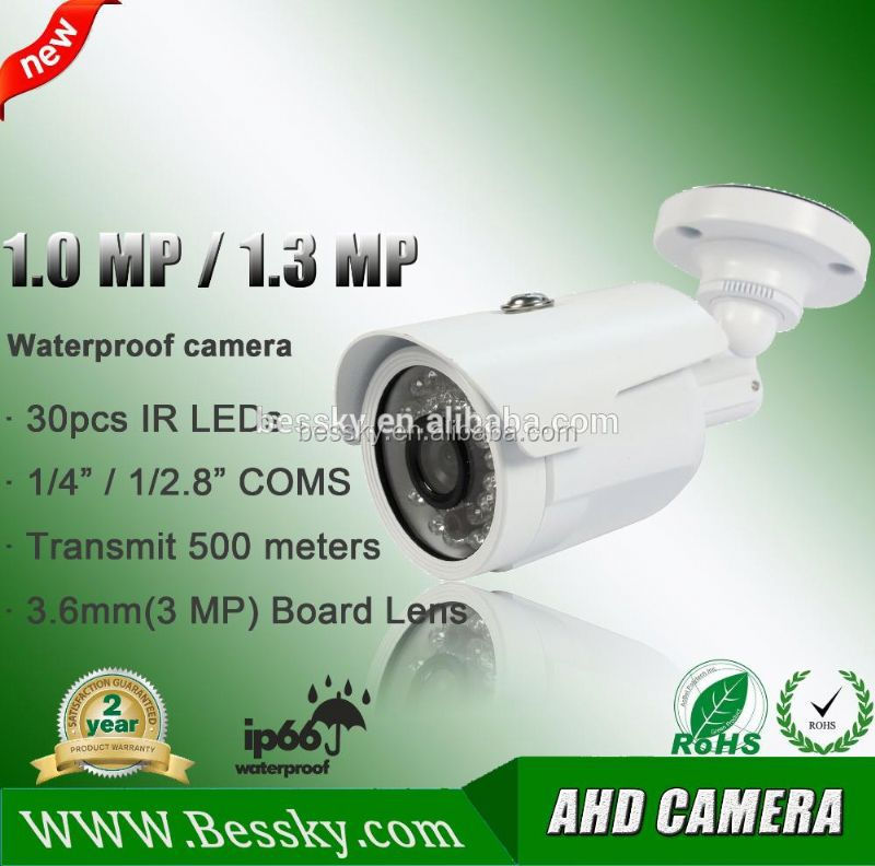 CCTV security 960P AHD everfocus bullet camera