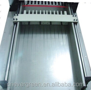 hot sales factory hydraulic system electric papel cutter guillotine, 28 inch paper cutter cutting machine
