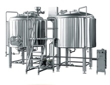 500L Beer machine for pub brewing