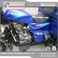 2017 China 250cc lifan engine closed cabin cargo three wheel motorcycle Cargo Motorized Bajaj Tricycle Spare Parts