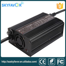 24V 12A Electric Trolley Lifepo4 Battery Charger