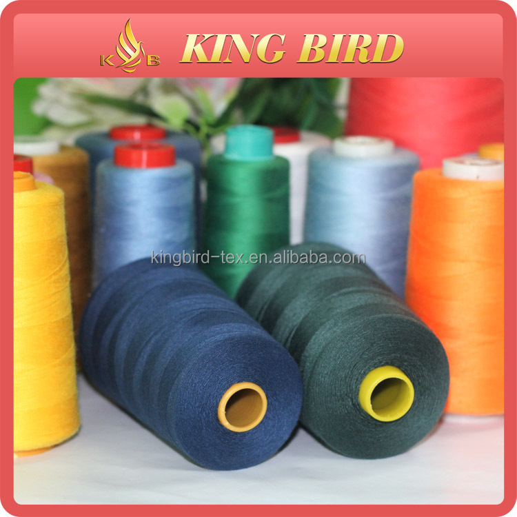 50/2 Spun Polyester Sewing thread stock