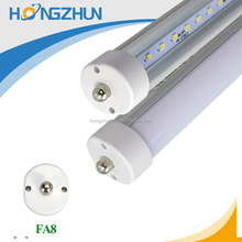 45W 8ft T8 Led Tube Lights Single Pin FA8 2.4m 2400mm AC 110V 220V SMD 2835 Led Fluorescent Tubes Lights Warm/Natural/Cool White