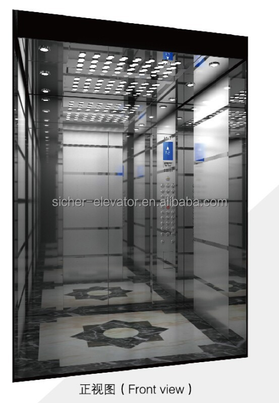 Residential home lift factory price providing elevator spare parts
