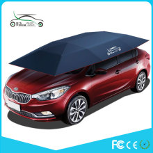 Alibaba China Supplier Auto Top Foldable Silver Solar Proof simple to use Car Sunshade cover