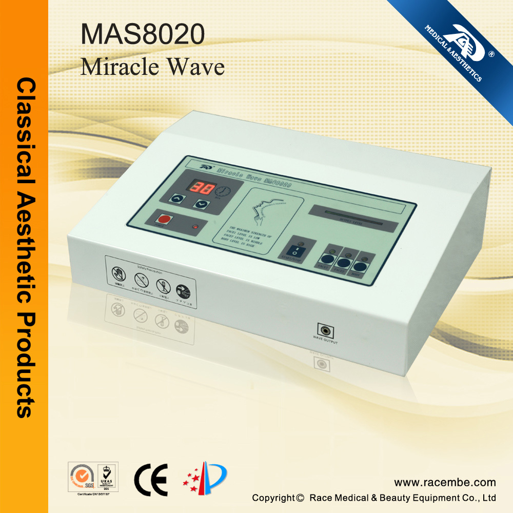 MAS8020 Miracle gloves bio skin lifting beauty machine (CE, ISO13485 Since 1994)