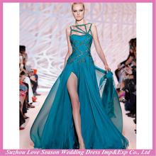 HE9426 2015 latest design lebanon evening dresses with high quality