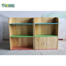 Dollhouse Miniature furniture study Classic Colorful wooden Bookcase ,home/kindergarten furniture