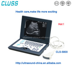 Ce Approved CLS-5800 Portable Laptop Ultrasound machine