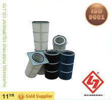 ISO Approved Industrial Welding Smoking Air Filter Cartridge With PTFE Media