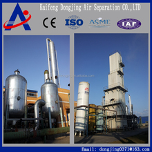 separate hydrogen H2 clean energy air separation plant