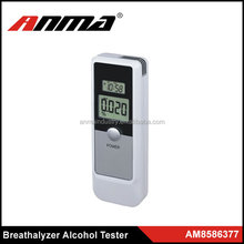 LCD Display Breathalyzer Portable Multifunctional Digital Breath Alcohol Tester