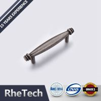 Superior Quality Factory Price Custom Shape Printed Galvanized Steel Drawer Handle