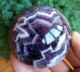 Natural polished dream amethyst stone quartz crystal ball sphere for sale polished semi precious stone spheres