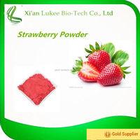 Freeze dried Strawberry fruit bulk juice powder