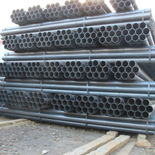 ERW steel pipe Q195 Black Welded round pvc pipe Furniture Pipe