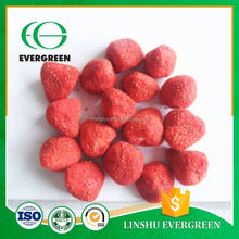 Cheap Price Good-Tasting Freeze Dried Strawberry P.E.