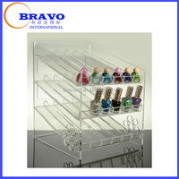 New Clear opi Acrylic Nail Polish Display Stand Rack