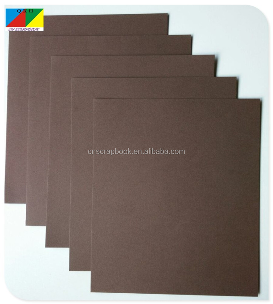 good stiffness color cardboard paper sheets 1mm