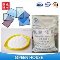 Aluminum Hydroxide ATH industry grade for glass