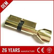 taiwan made copper single side key master class with nickel brush color