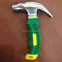 Drop forged small size claw hammer