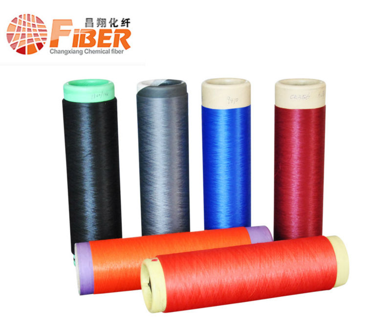 pes 600d polyester, dty/fdy twisted yarn, microfiber