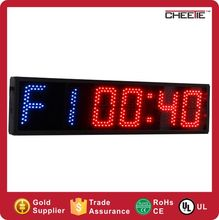 Alibaba China 5 Inch 6 Digit LED Digital Large Display Interval Timer