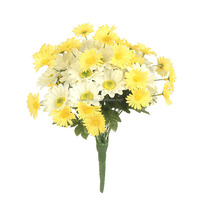 Fresh mini artificial chrysanthemum flower for home decorations