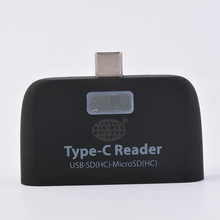 USB3.1 Type - c card reader TF/SD turn Type - c card reader sd mobile phone smart card reader