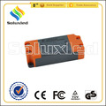 8W Constant Current LED Driver 300mA High PFC Non-stroboscopic With PC Cover For Indoor Lighting