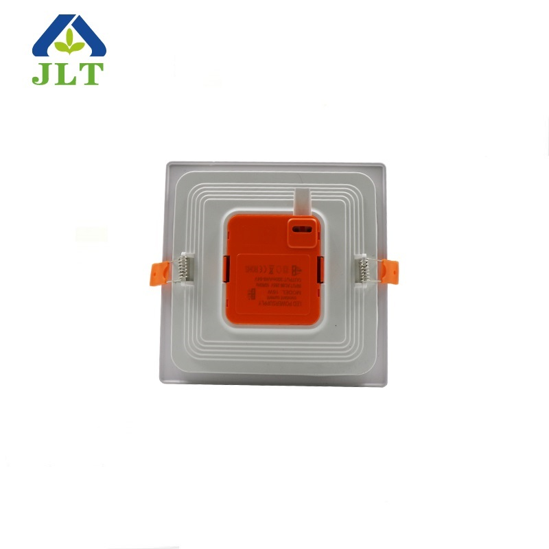 High power bis skd color changing 24w slim led <strong>flat</strong> panel light square