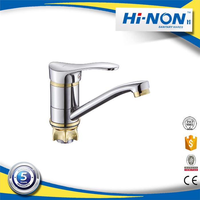 Top Sale Guaranteed Quality single hole Zinc alloy faucet kitchen mixer