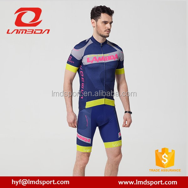Speed Suits Elite Tri Suit One Piece Triathlon cycling trousers