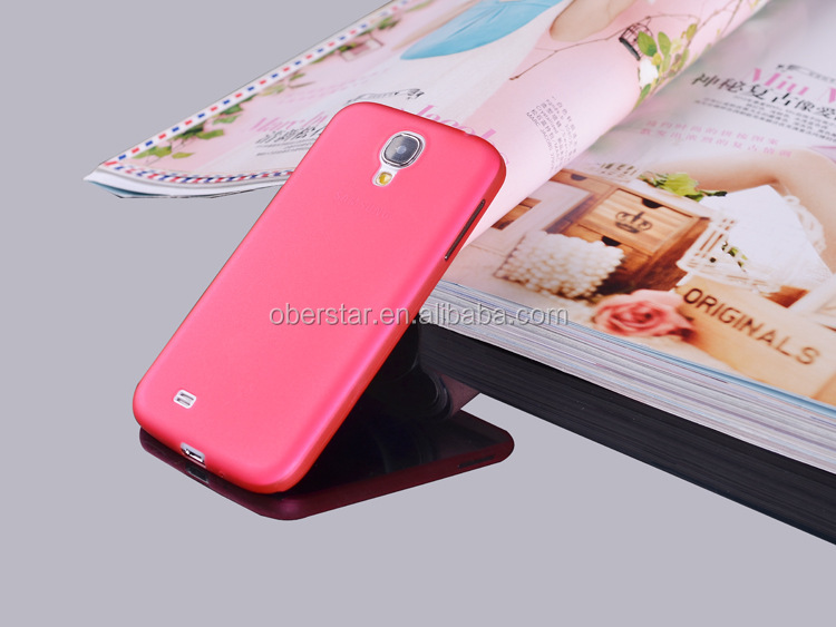 Ultrathin PP Candy Color Case 0.3m PC PP matte Back cover for Samsung Galaxy S4