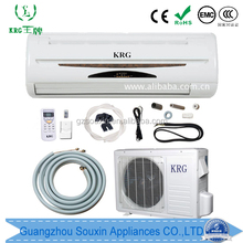 very small air conditioners 9000 12000 Btu split air conditioner / 0.75 ton 1 ton