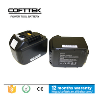 High capacity Korea 18650 li-ion rechargeable 18v 6ah makita lithium battery for Power Tool