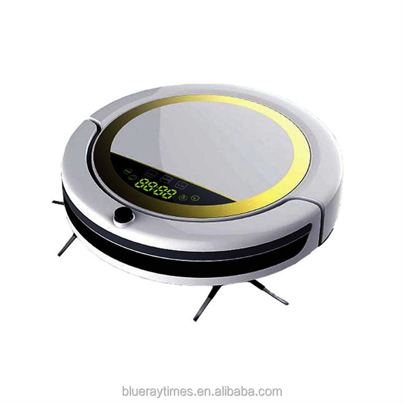 Home Appliances Rechargeable self control vacuum cleaning robot,Cheap Robot Vacuum Cleaner