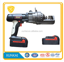 Battery steering rescue tools handheld hydraulic rebar cutter