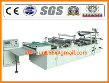 2013 Newest Plastic Flower Bag Making Machine