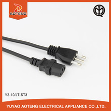 10a 250v Italy ac slow cooker power cord