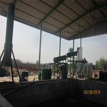 lubricants and hydraulic oil purification regeneration plant
