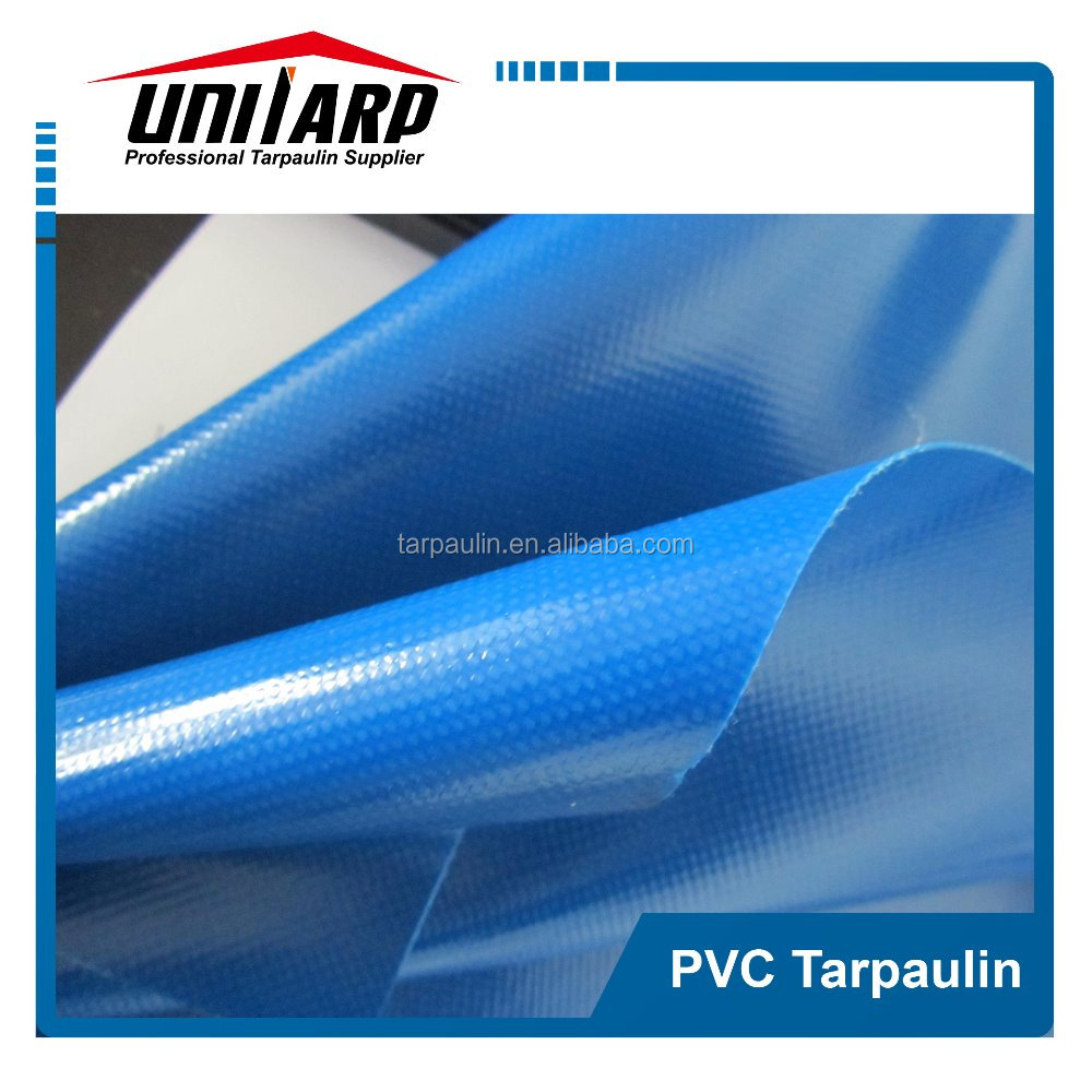 China pvc coated tarpaulin fabric with good quality