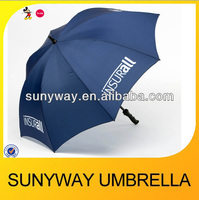 30''*8ribs big blue classic golf umbrella